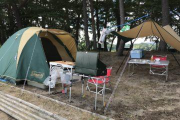 【初心者必見!】キャンプ サイトの種類とサイトを選ぶ時の5つの注意点