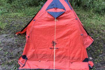 【ソロテント購入!】野郎3人で野営でキャンプしてみた!