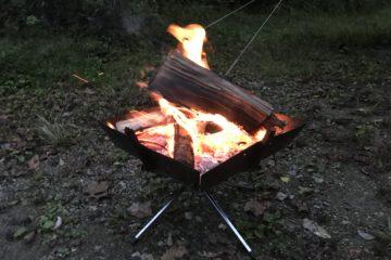 【超簡単!!】焚火で出来ちゃう激うままきまきパン!!