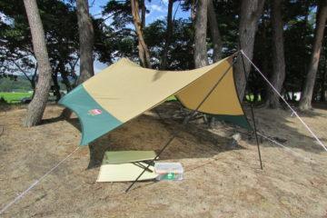 【必見!テントサイトの作り方】ファミリーキャンプで安心して過ごせるテントサイト!